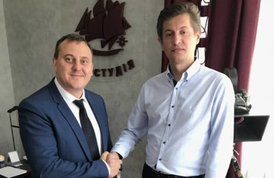 Заступник Міністра культури Юрій Рибачук відвідав Одеську кіностудію
