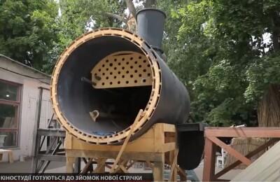 На Одеській кіностудії готуються до нової стрічки