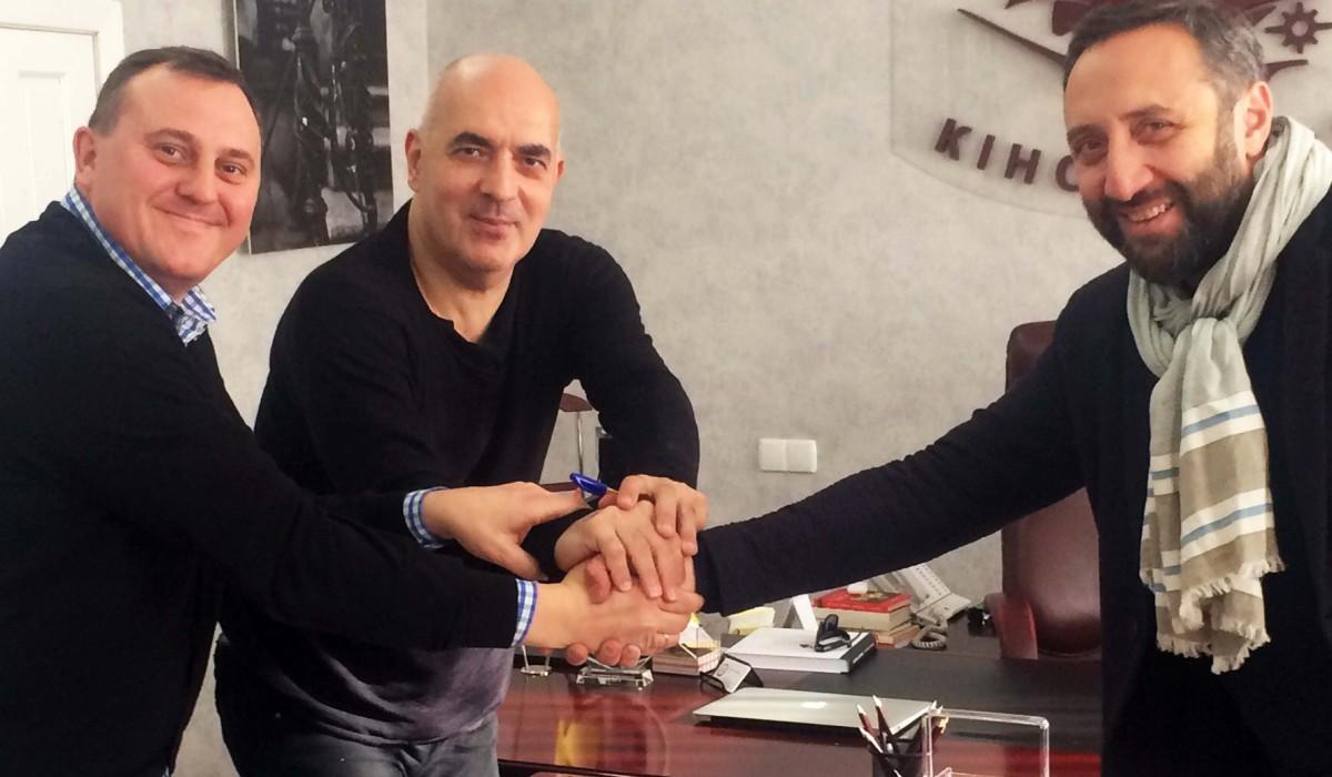 Подписано соглашение о совместном производстве исторической драмы «Память солнца» режиссера Константина Коновалова