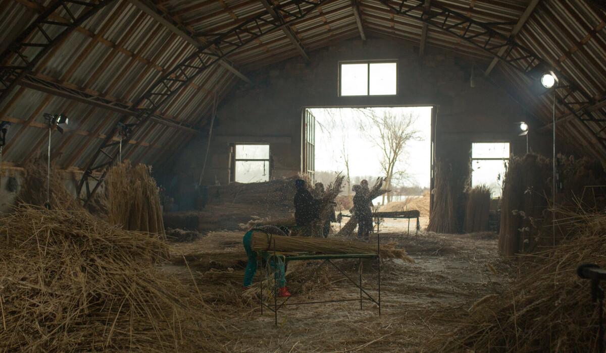 """Виконавець головної чоловічої ролі фільму """"Край ріки"""" поділився враженнями від знімального процесу та роботи з українцями."""