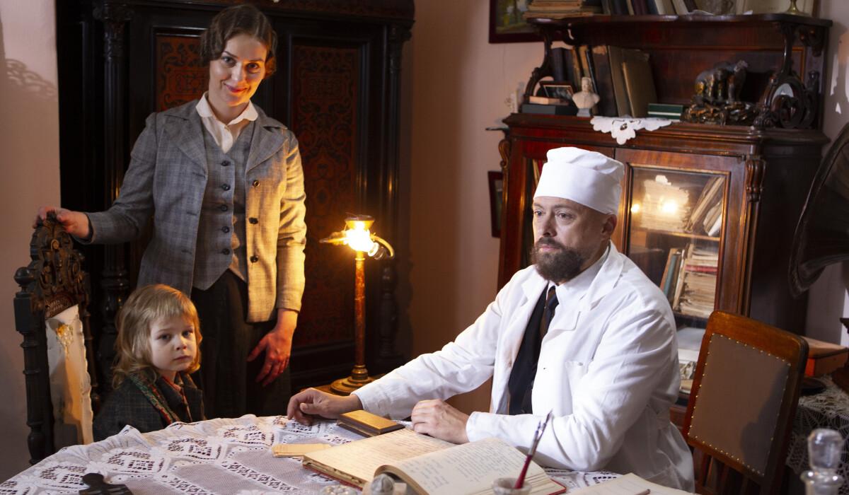 Одеська кіностудія розпочала роботу над новими серіалами