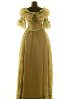 Сукня жіноча. Єпохи рококо