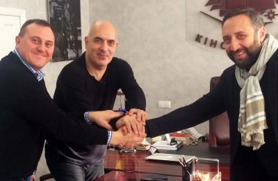 Укладено угоду про спільне виробництво історичної драми «Пам'ять сонця» режисера Костянтина Коновалова