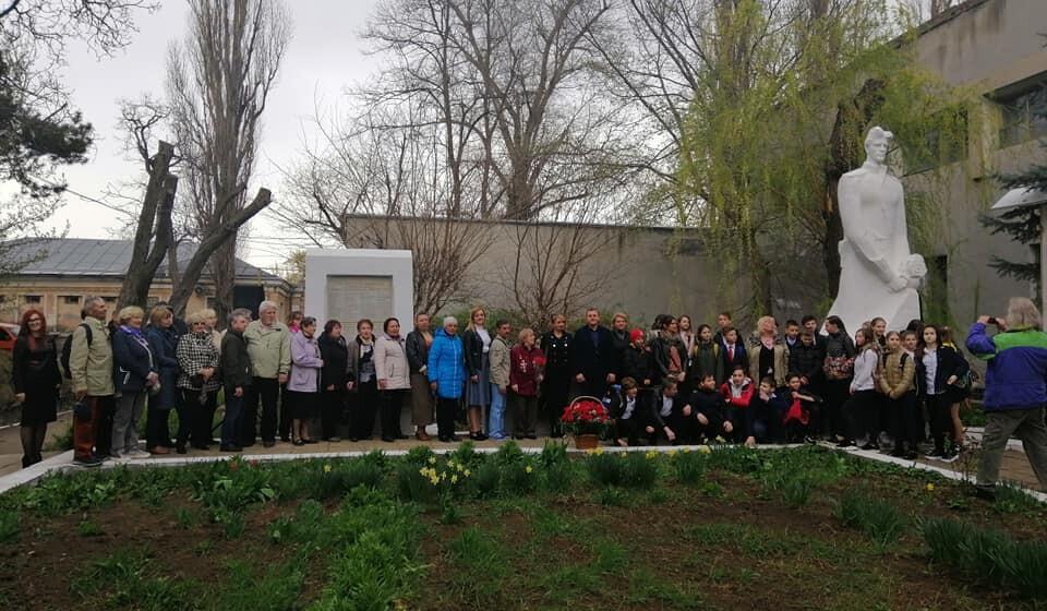 Сегодня Одесса отмечает 75-ю годовщину со дня освобождения города от фашистских захватчиков.