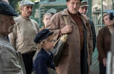 Одеська кіностудія представила Державному агентству України з питань кіно завершену виробництвом стрічку Віллена Новака