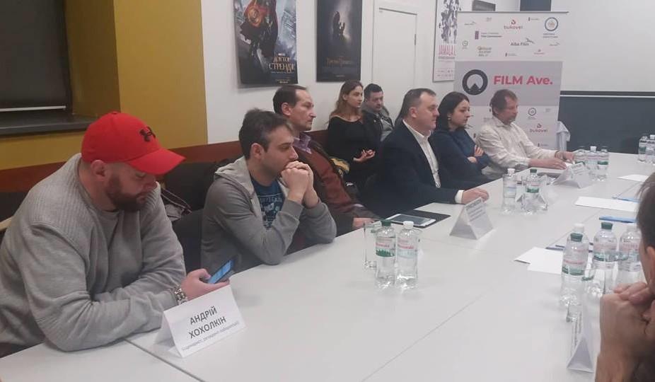 Два проекта первой сценарной лаборатории «Кино-Авеню» будут реализованы в следующем году.